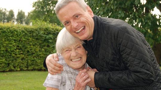 Sascha Heyna Seniorenbetreuung und Ambulante Pflege der Veedelspflege Köln